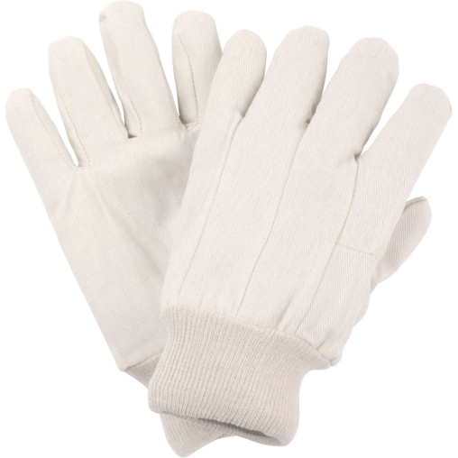 NITRAS Baumwoll-Köper-Handschuhe
