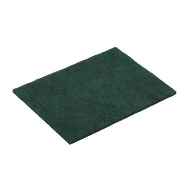 Vileda Professional Handpad, 23 x 15 cm 1 Packung = 10 Stück, grün, Heavy-Duty