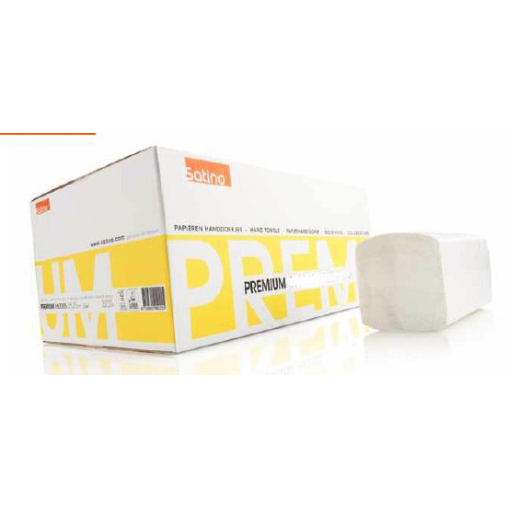 SATINO Premium Handtuchpapier, 25 x 34,5 cm