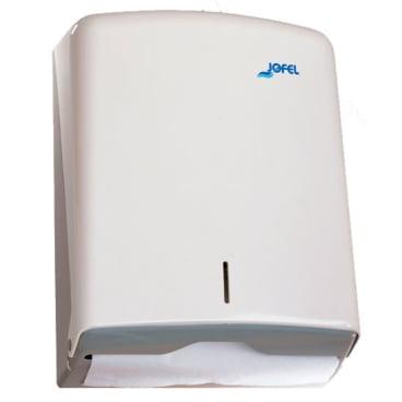 Jofel Handtuchpapierspender AZUR Fassungsvermögen: ca. 600 Blatt
