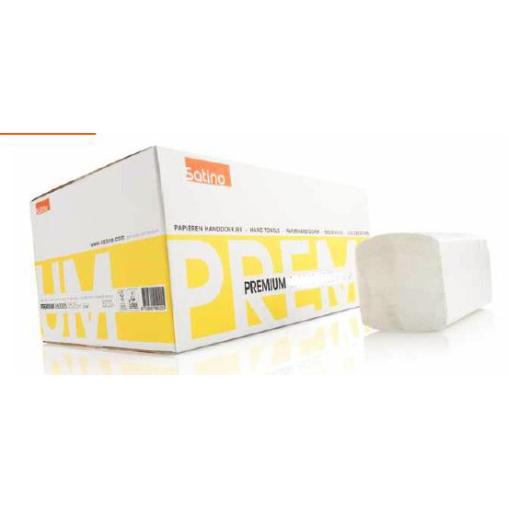 SATINO Premium Handtuchpapier, 22 x 42 cm