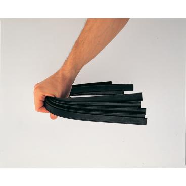 UNGER Wischergummi, Soft 1 Packung = 10 Stück, 25 cm