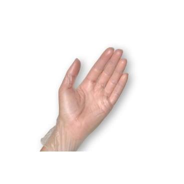 Semperguard® Einmalhandschuhe, Vinyl, puderfrei 1 Packung = 100 Stück, Größe M