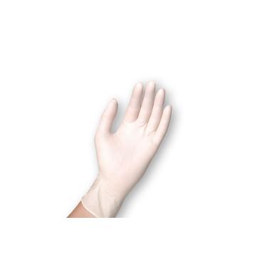 "Semperguard® Einmalhandschuhe, Latex ""Innercoated"" 1 Packung = 100 Stück, Größe: M"