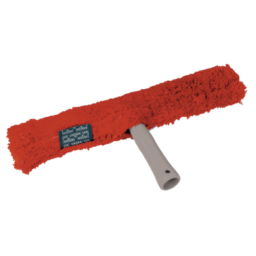 UNGER StripWasher® Mikrofaser-Einwascher 1 Komplett-Set, rot, 45 cm
