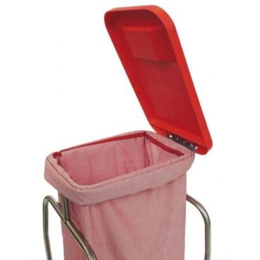 Kunststoffdeckel für Wäschesammler & Stationswagen