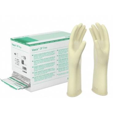 B. Braun Vasco® OP free, Latex-frei Einmalhandschuhe