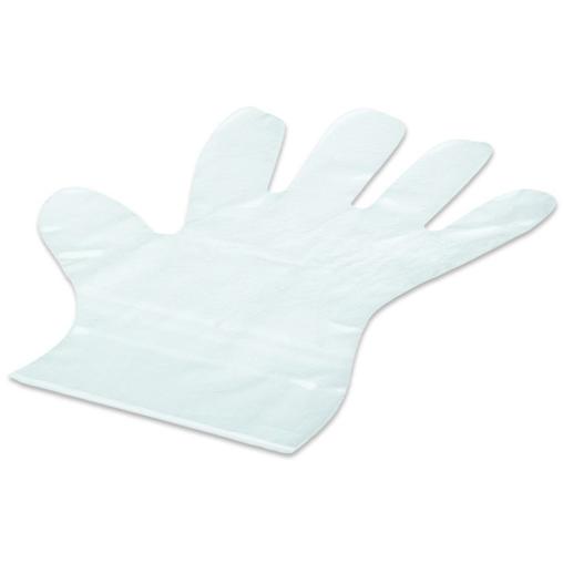 B. Braun Manuplast PE-Einmalhandschuhe