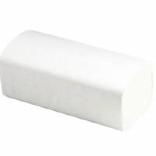 Papierhandtücher 25 x 23 cm, 1-lagig, hochweiß