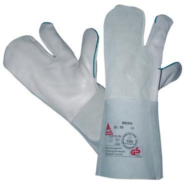 Hase 3-Finger Schweißerhandschuh Bern