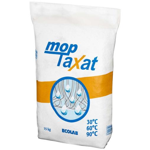 ECOLAB mopTaxat Vollwaschmittel