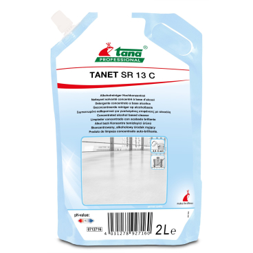 TANA TANET SR 13 C Unterhaltsreiniger 2000 ml - Standbeutel