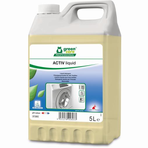 TANA green care ACTIV liquid Waschmittel