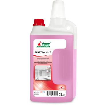 TANA SANET lavocid C Sanitärreiniger 2000 ml - Nachfüllflasche