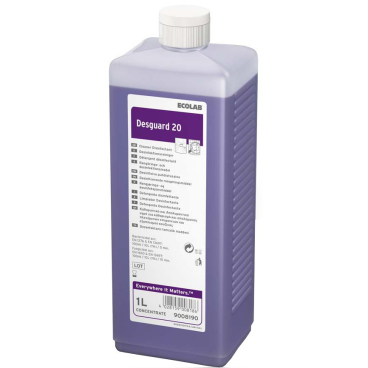 ECOLAB Desguard 20 Desinfektionsreiniger
