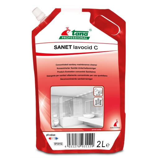 TANA SANET lavocid C Sanitärreiniger