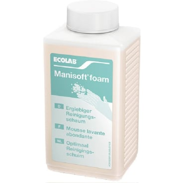 ECOLAB Manisoft® foam Handreinigung