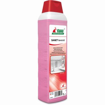 TANA SANET lavocid Sanitärreiniger 1000 ml - Flasche