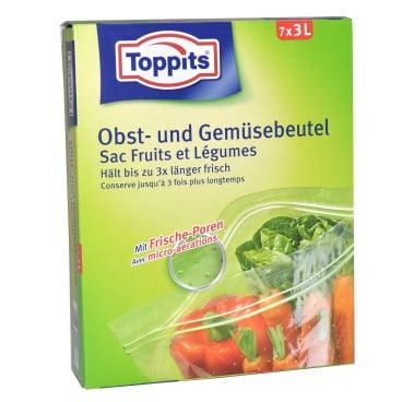 Toppits® Obst- und Gemüsebeutel
