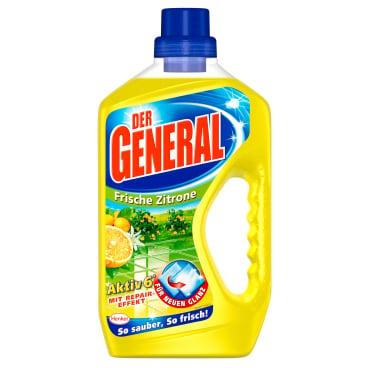 DER GENERAL Frische Zitrone Haushaltsreiniger