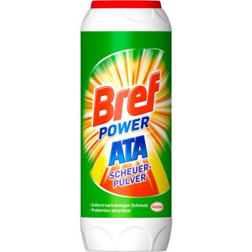 Bref Power ATA Scheuer-Pulver