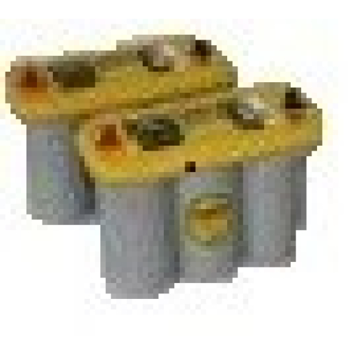 Spiral Cell Batterie 12V / 55Ah