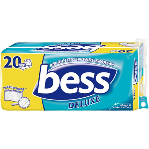 Bess Deluxe Toilettenpapier
