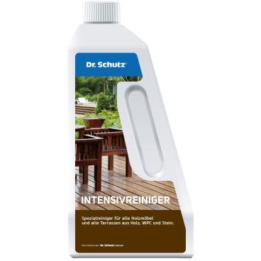Dr. Schutz® Intensivreiniger für Holz, WPC u. Stein