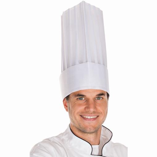 HYGOSTAR® Le Grand Chef Kochmütze, aus Viskose-Vlies