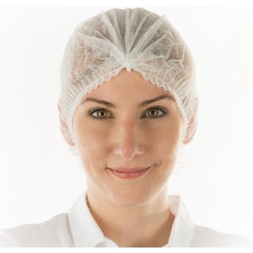 Hygonorm® Klipphaube aus Polypropylen-Vlies leicht