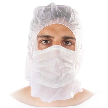 HYGOSTAR® Astrohaube mit Mundschutz