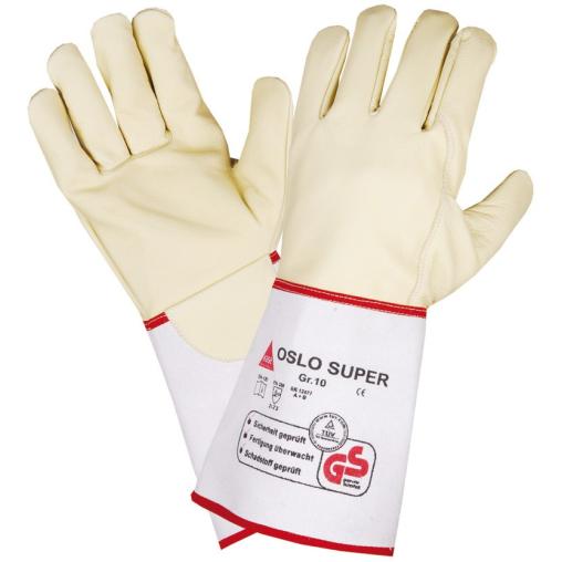 Hase Schweißerhandschuh Oslo-Super
