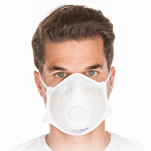 HYGOSTAR® FFP2 NR Atemschutzmaske mit Ventil