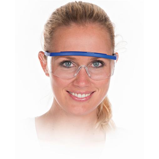 HYGOSTAR® Allzweckschutzbrille Blau