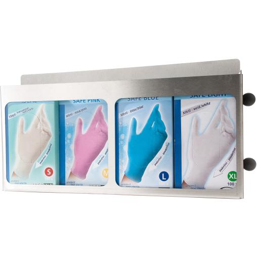 HYGOSTAR® 4er Spenderhalter für Einweghandschuhe