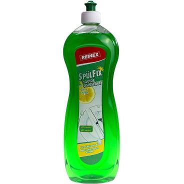 Reinex Spülfix Markenqualität Geschirrspülmittel 1000 ml - Flasche