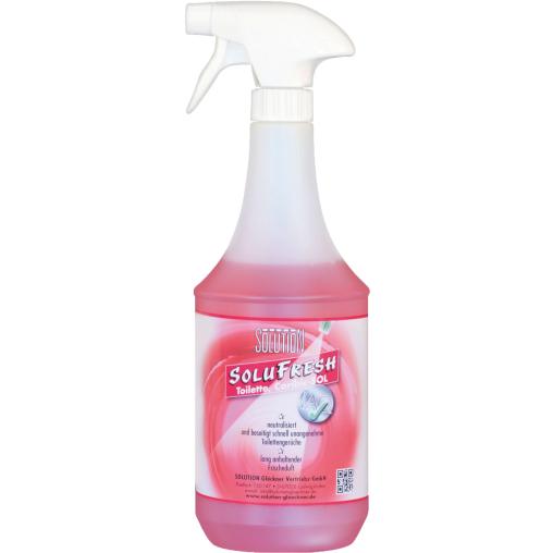 SOLUFRESH Toilette Geruchsneutralisator