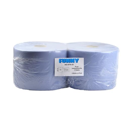 Putzpapier-Rolle