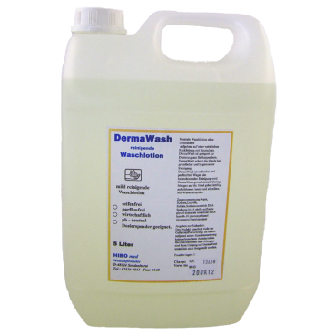 HIBOmed DermaWash Waschlotion