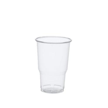 Papstar Pure Kaltgetränkebecher, 0,3 Liter