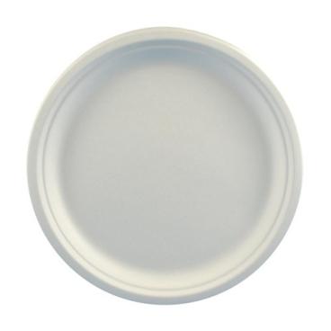 Papstar Pure Teller Zuckerrohr, 26 x 2  cm
