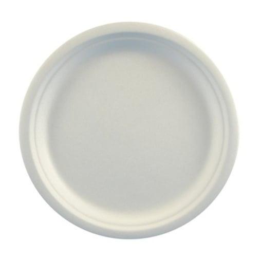 Papstar Pure Teller Zuckerrohr, 23 x 2  cm
