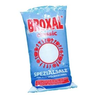 Broxal Regeneriersalz fein 2 kg - Beutel
