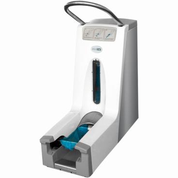 HYGOSTAR® HYGOMAT Cleanroom Überschuhspender