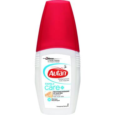 Autan® Family Care Mückenschutz Pumpspray 100 ml - Flasche