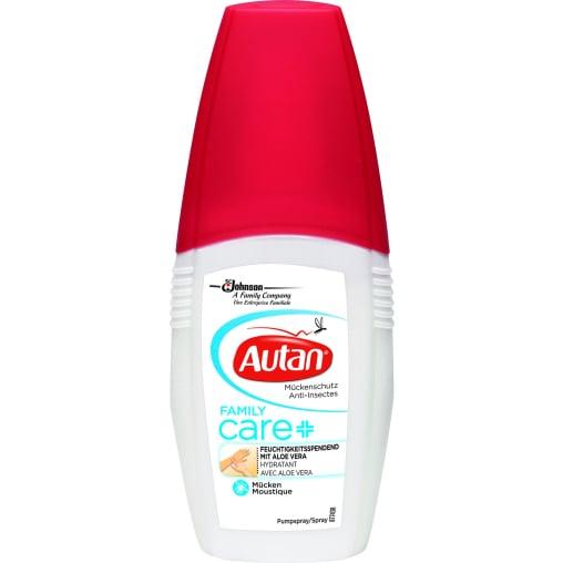 Autan® Family Care Mückenschutz Pumpspray