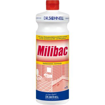 Dr. Schnell MILIBAC Sanitärreiniger