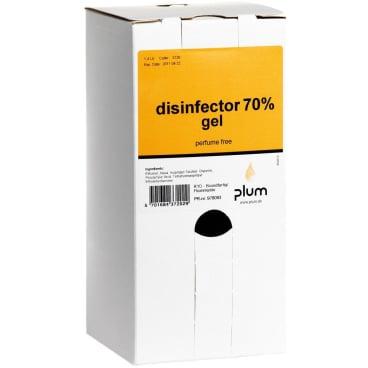 Plum Disinfector 70 % Gel Desinfektionsgel