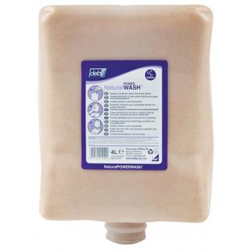 Deb® Natural POWER WASH Handreiniger