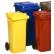VAR Kunststoff-Mülltonne 120 Liter